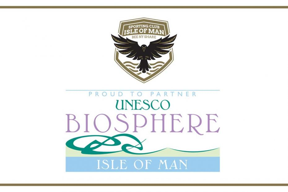 Sporting Club Isle of Man is proud to partner UNESCO Biosphere Isle of Man